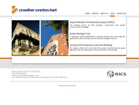 Crowther Overton-Hart